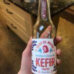 Kefir water
