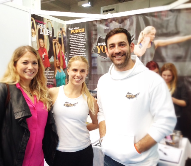 10 brands you must visit at the om yoga show