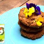 Apricot Bay Leaf Cookies