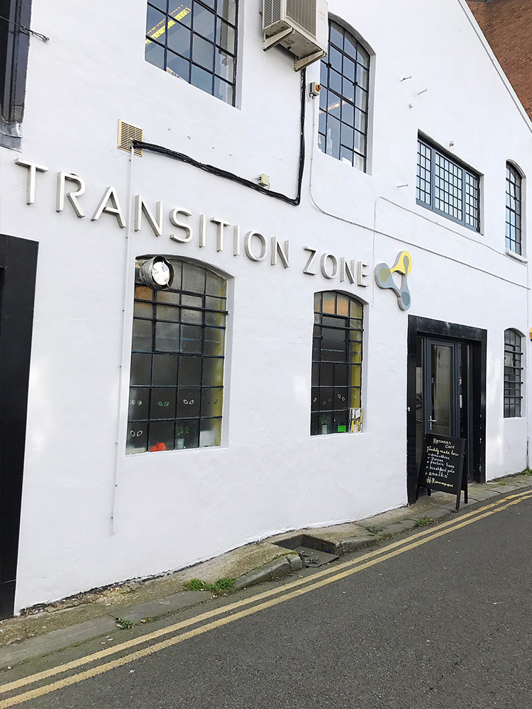 chair reformer at transition zone