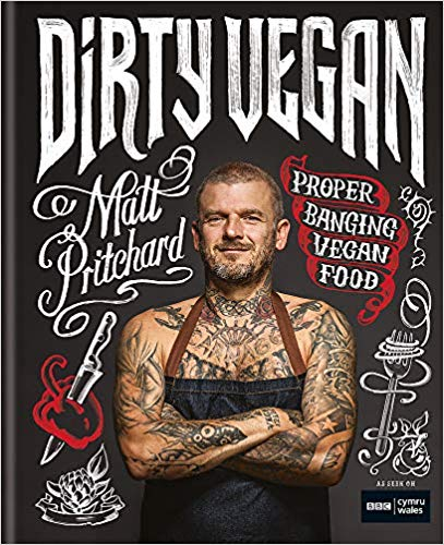 DIrty vegan cookbook