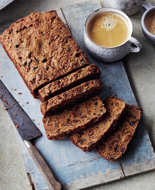 Dirty Vegan Malt Loaf recipe