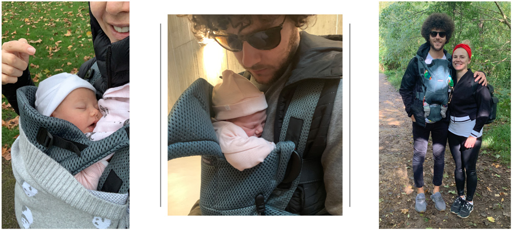 BabyBjorn Move 3D Mesh Baby Carrier review