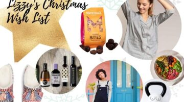 Lizzy's Cosy Vegan Christmas Wish List