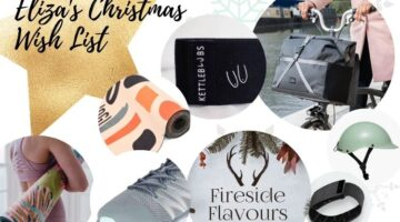 Eliza's Christmas Wish List