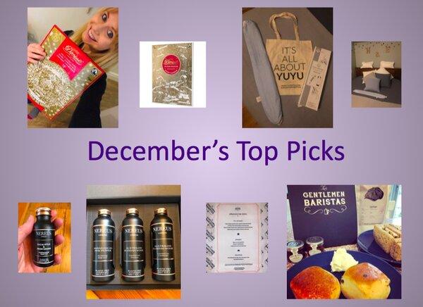 December's Top Picks