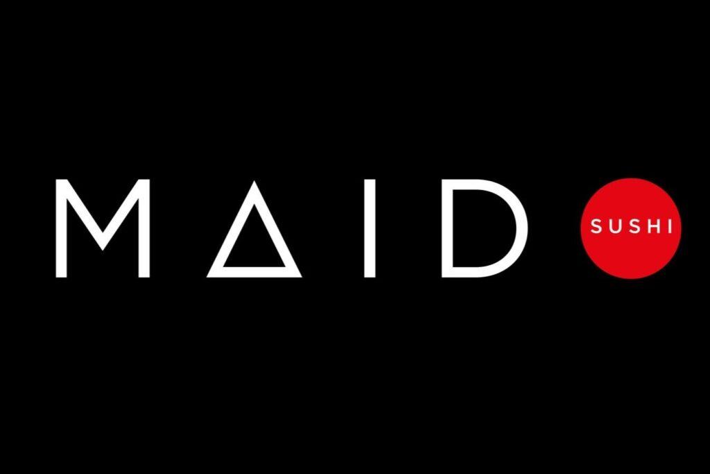 Maido Sushi Logo