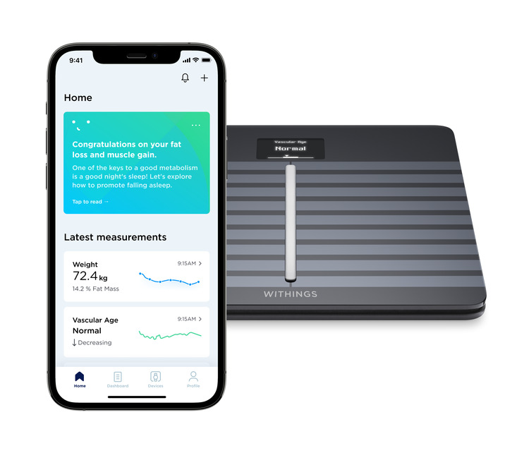 Withings Body Cardio Scales
