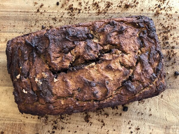 Groovy Food Company - Healthy Coconut Banana Bread