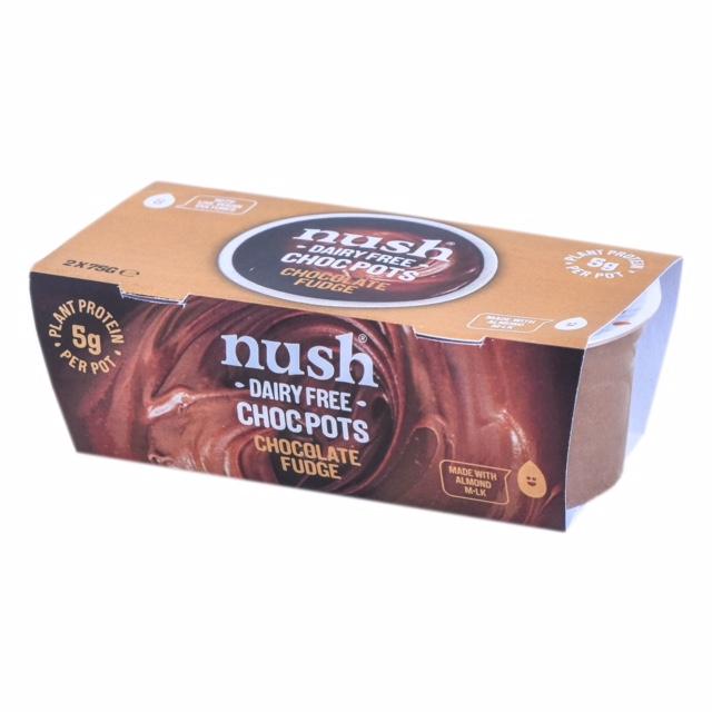 Nush Fudge Choc Pot