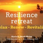 Resilience retreat Harlech North Wales