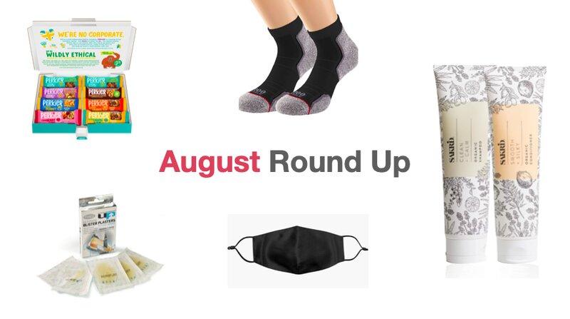 August Round Up