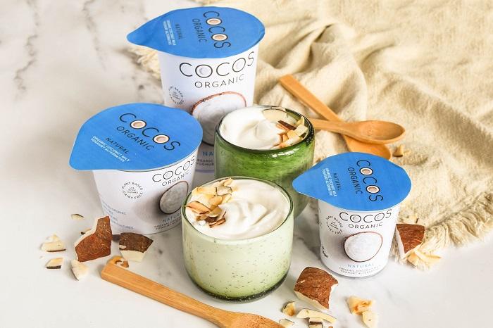 Cocos Organic Natural Yogurt